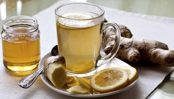 Chá de Gengibre Para Emagrecer fr