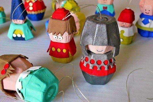 Dicas de Artesanato com Embalagens de Ovos (4)
