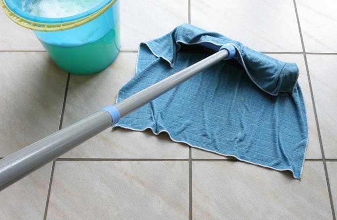 3 dicas para limpar o seu chão com perfeição 1