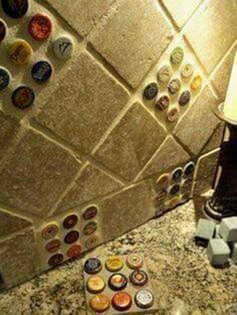 25 Ideias de artesanato com tampinhas de garrafas!