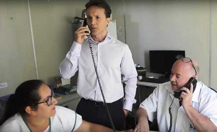 Prefeito liga para médico que faltou em plantão e vídeo viraliza t