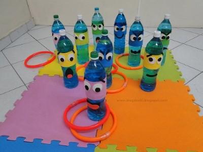 dicas de atividades com reciclagem para educação infantil