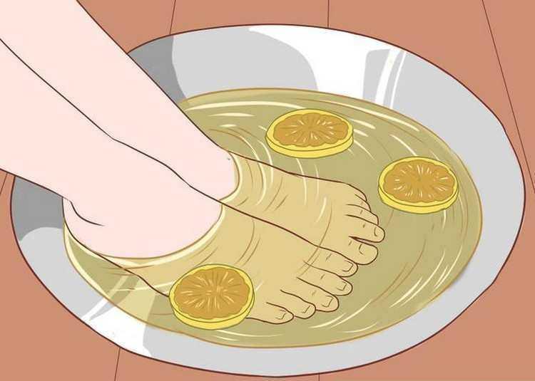 Receitas para eliminar os calos dos pés
