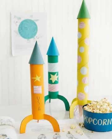 Como fazer brinquedos com reciclagem