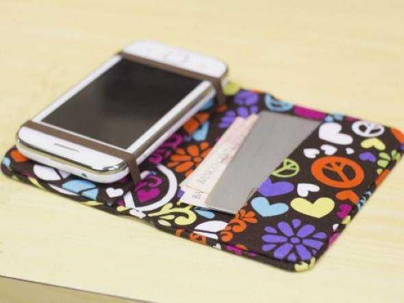 Aprenda a fazer uma capinha de celular em casa