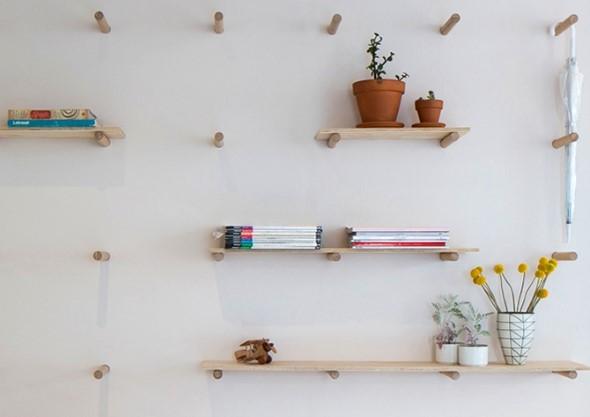 20 Ideias com cabo de vassoura usado
