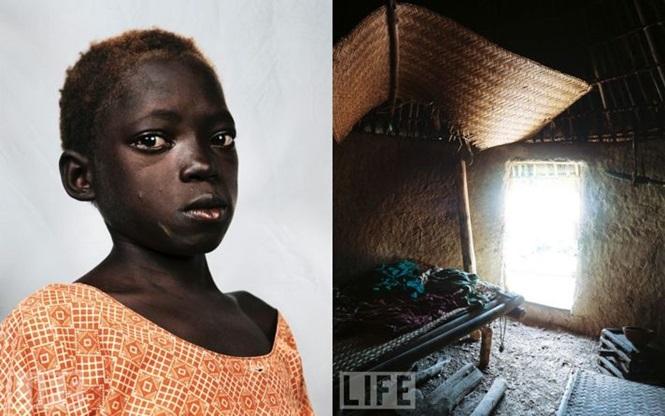 15 fotos impactantes mostrando as condições em que crianças dormem ao redor do mundo