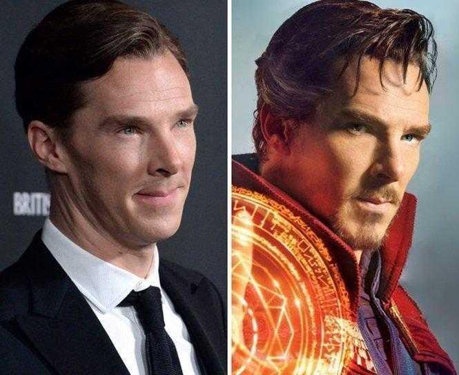 20 antes e depois que provam que os homens ficam melhores de barba