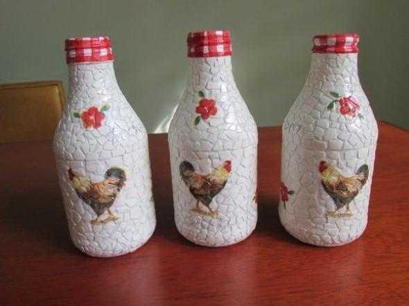 Ideias de decoração com casca de ovo