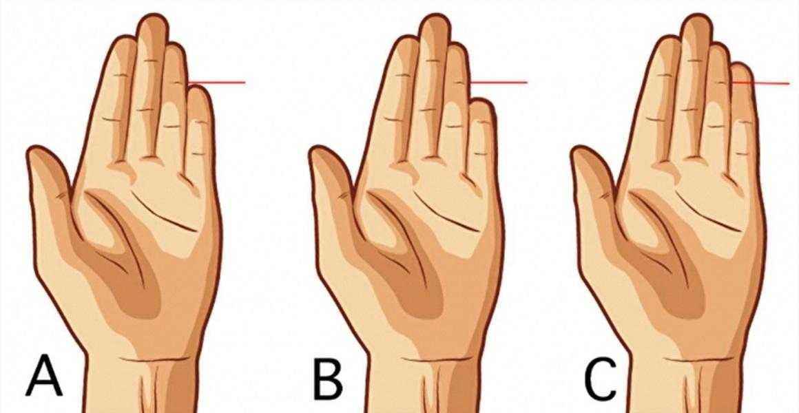 O que o seu dedo mindinho diz sobre sua personalidade e caráter e1