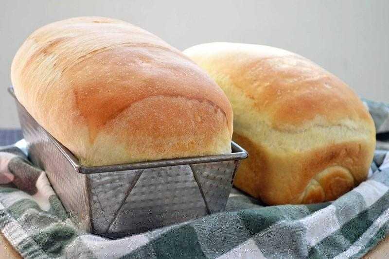 Pão caseiro que fica pronto em apenas 7 minutos 3