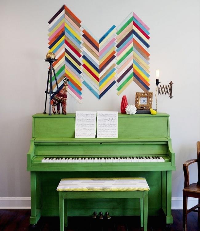 20ideias brilhantes para decorar asparedes desua casa