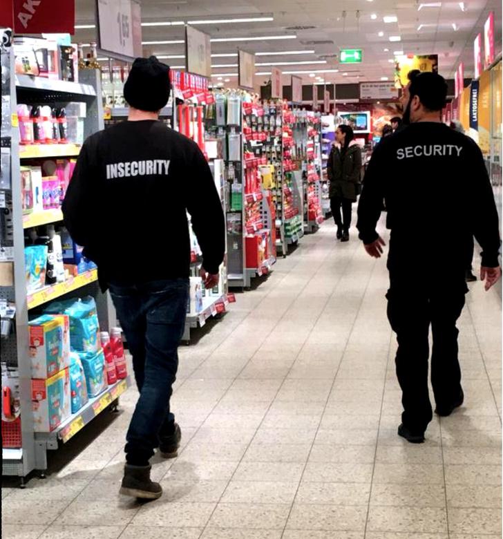 20 situações malucas que foram presenciadas dentro do supermercado