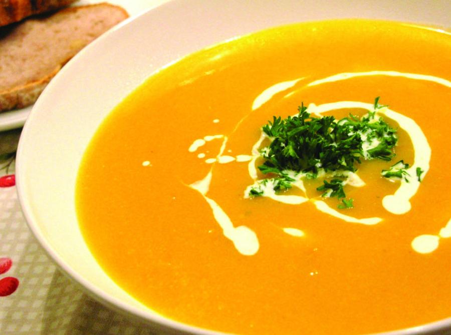 Confira o passo a passo e prepare ainda hoje a sua sopa detox de abóbora.