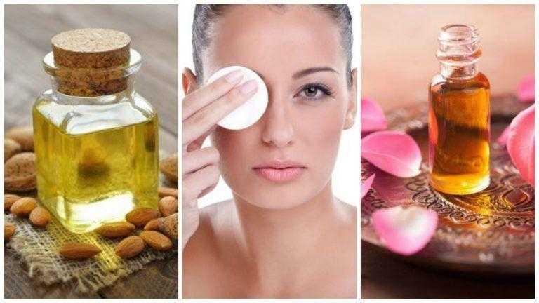 Óleos naturais para cuidar da pele as