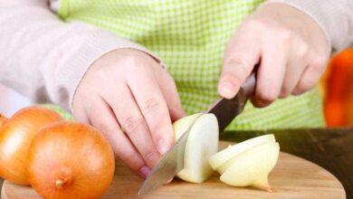 Foto de Como cortar uma cebola SEM chorar