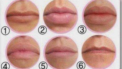Foto de Descubra o que seus lábios dizem sobre você