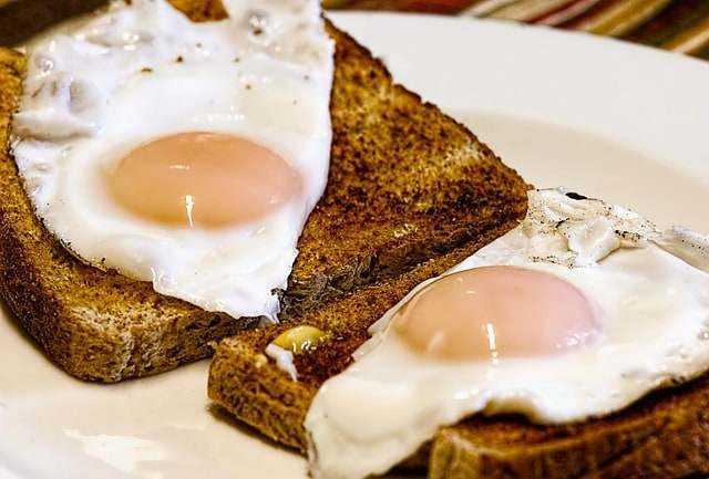 Foto de Comer muito ovo pode fazer mal à saúde?