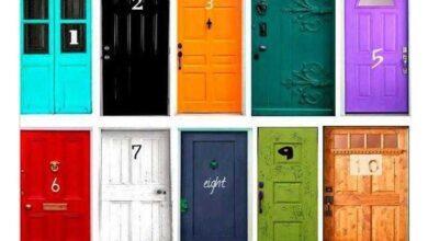 Foto de Qual das portas você escolheria para entrar? ESTE TESTE REVELARÁ COISAS INCRÍVEIS SOBRE VOCÊ