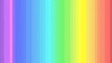 Foto de Quantas cores você vê? 1 em 4 pessoas enxergam todas as cores!
