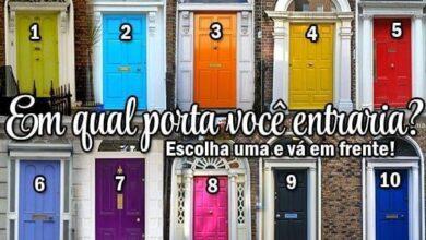 Foto de Teste psicológico: Em qual porta você entraria?
