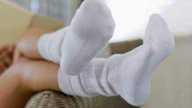 Veja como manter e deixar as meias sempre brancas