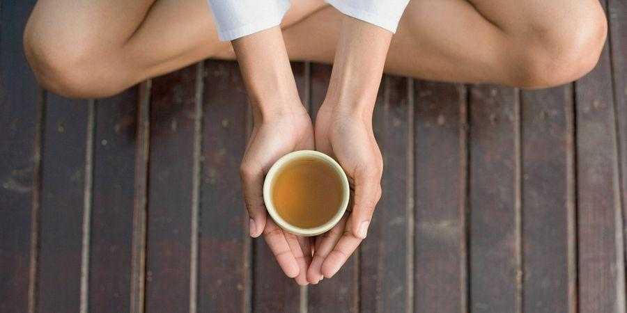 Chá caseiro e milagroso para curar a rinite 1h