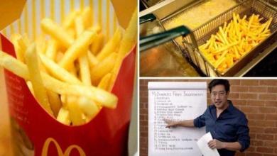 Após esse vídeo, você nunca mais vai ver as batatas do McDonald's da mesma maneira