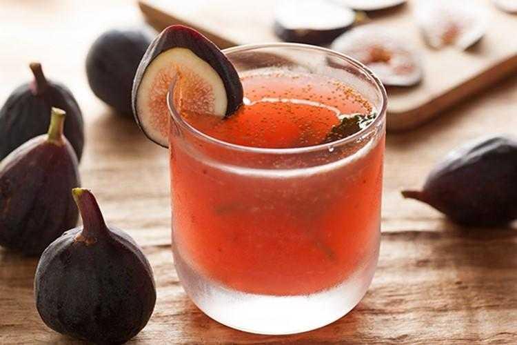 Suco de Figo para Emagrecer