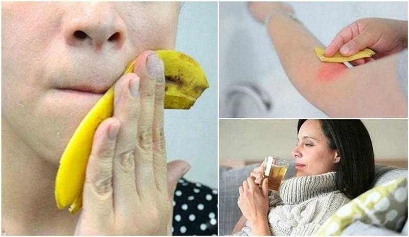 7 Usos INCRÍVEIS da casca de banana