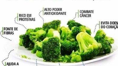 8 Incríveis Benefícios do Brócolis