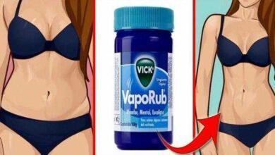 Foto de Como derreta gordura abdominal com Vick Vaporub