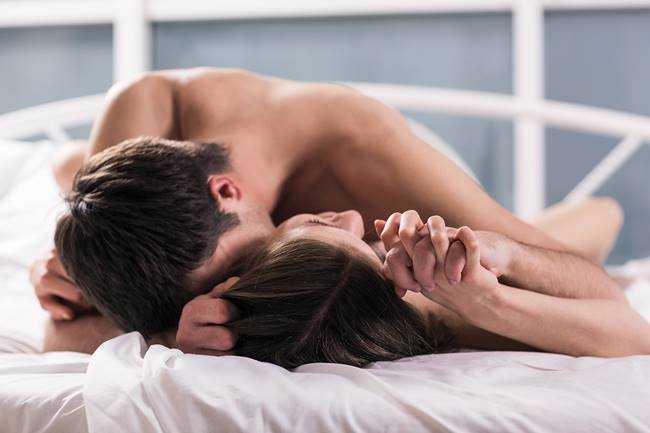Todo homem gosta dessas coisas ao fazer amor