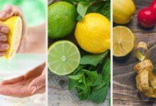 8 Usos surpreendentes do limão