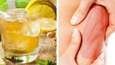 Bebida para combater a celulite do corpo