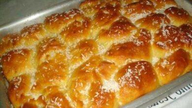 Como fazer pão de leite condensado