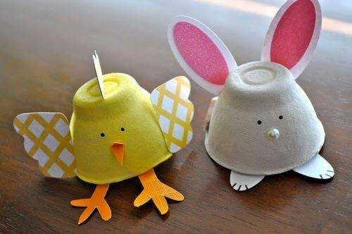 Dicas de Artesanato com Embalagens de Ovos (7)