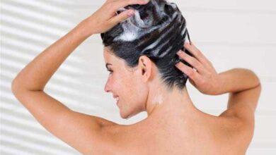 É isso que acontece quando você usa o condicionador antes do shampoo