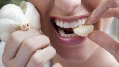 Ponha 1 dente de alho na boca por 30 minutos o resultado e FANTÁSTICO