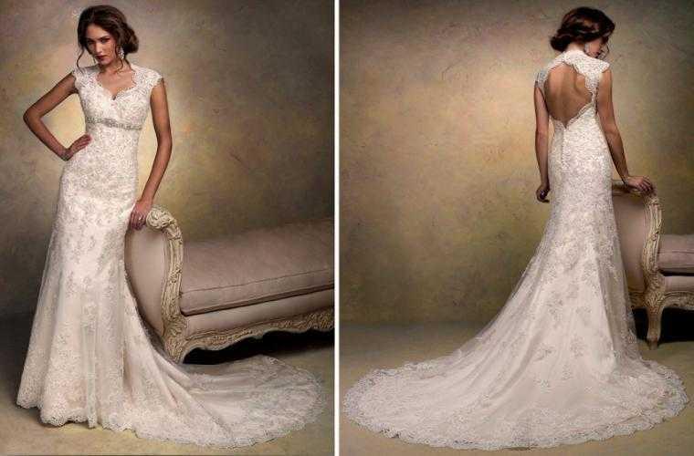 Vestidos de Noiva para Casamentos Diurnos