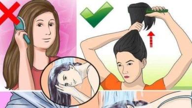 10 Hábitos que impedem o crescimento dos seus cabelos