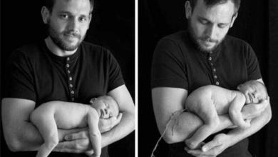 15 tentativas de fotos com bebês que falharam feio