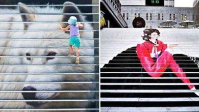 32 Escadarias fantásticas ao redor do mundo