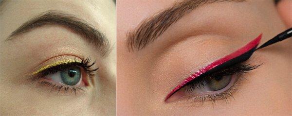 3 formas Incríveis de delinear seus olhos