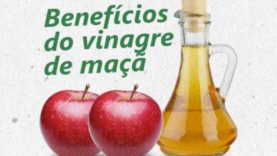 Foto de Os benefícios do vinagre de maçã