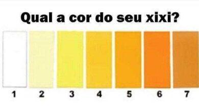 Foto de Qual a cor da sua urina ? Veja o que ela diz sobre sua saúde!