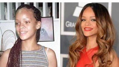27 celebridades antes e depois da fama 13