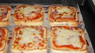 Photo of Como Fazer Pizza de Pão de Forma