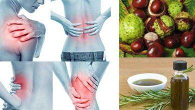 Álcool de ervas elimina dores nas articulações