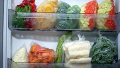 Foto de Aprenda a congelar os alimentos de maneira correta